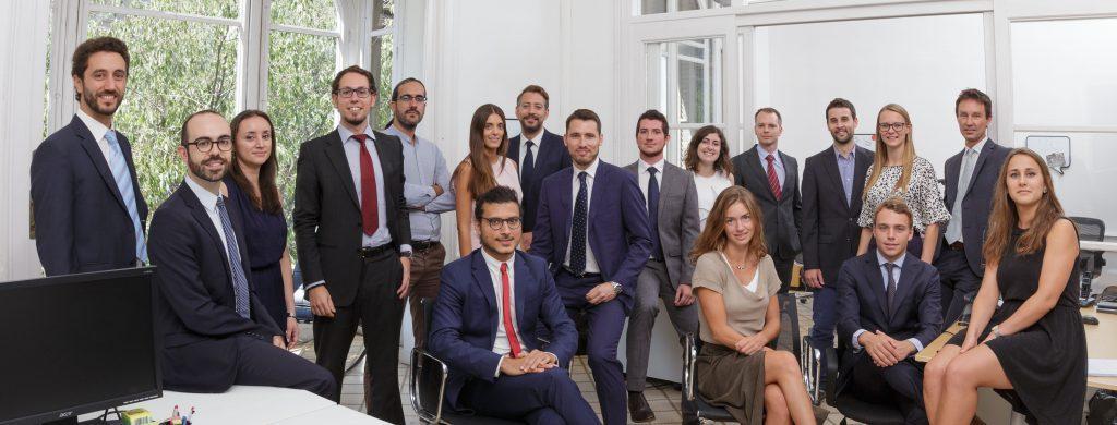 The Bax & Company team