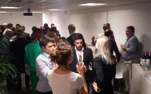 Smart City networking at our Barcelona HQ