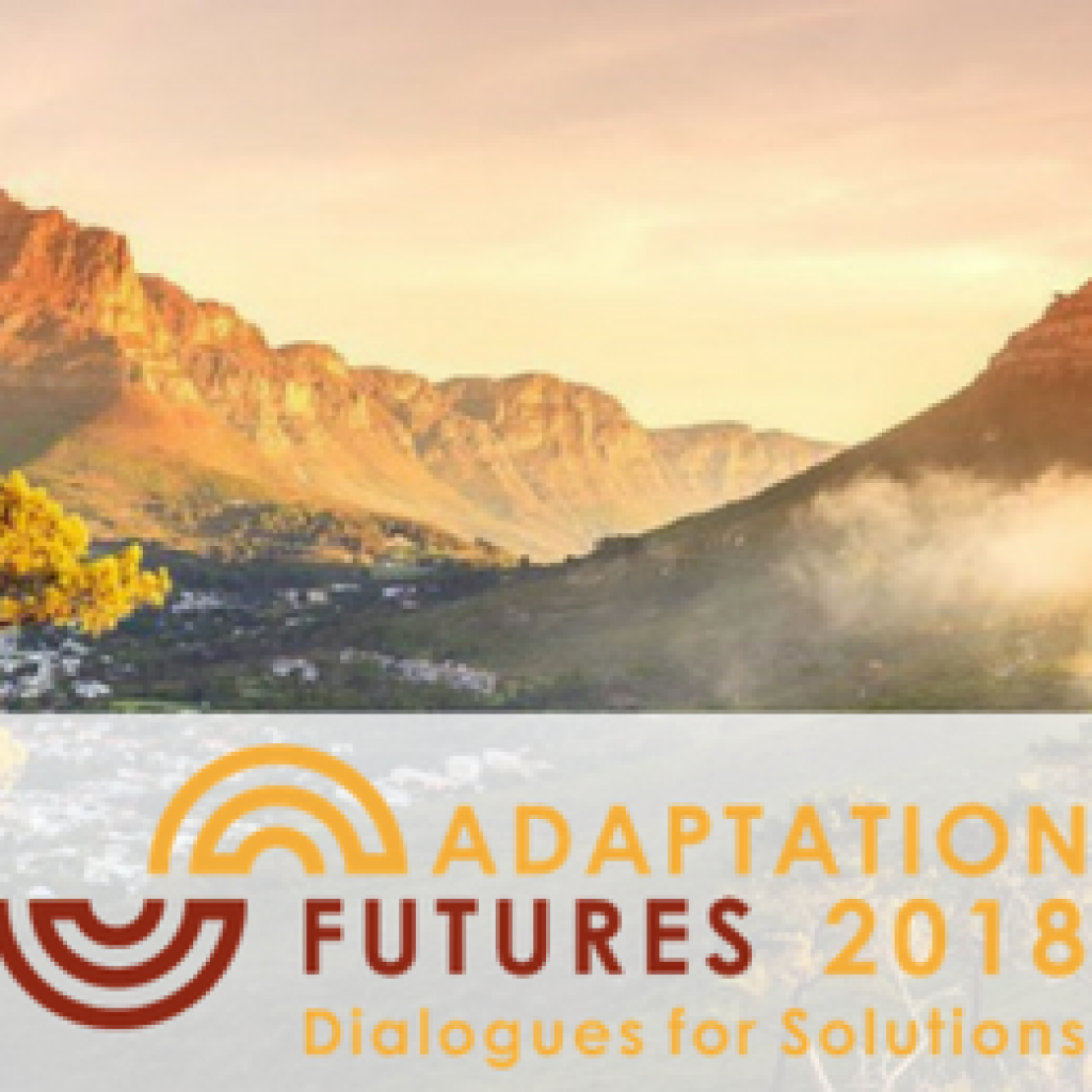 Adaptation Futures 2018