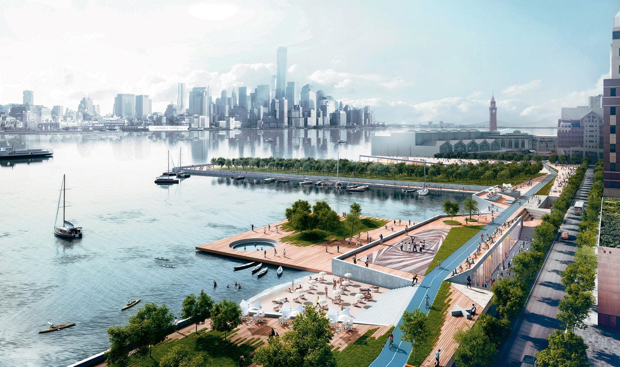Development Concept for Hoboken