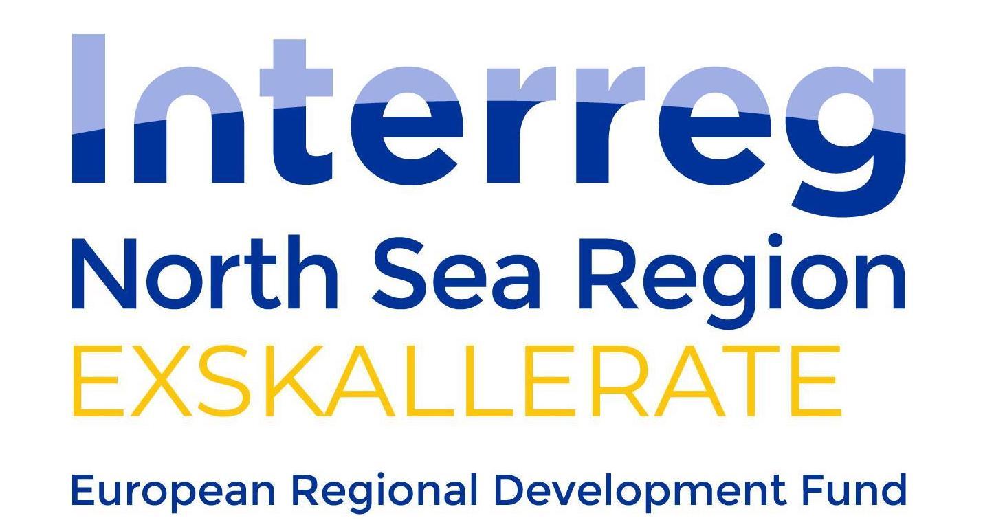 EXSKALLERATE project logo