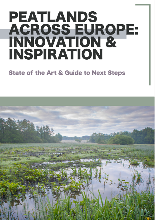 Front Cover of Peatlands Guide