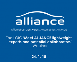 Co-hosting the 'future of automotive lightweighting' webinar with OPEL and ika RWTH