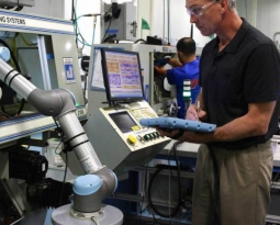 Are cobots the answer to technological unemployment?