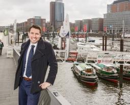 Abendblatt on our flood expert Sebastiaan van Herk and Hamburg's multifunctional flood protection